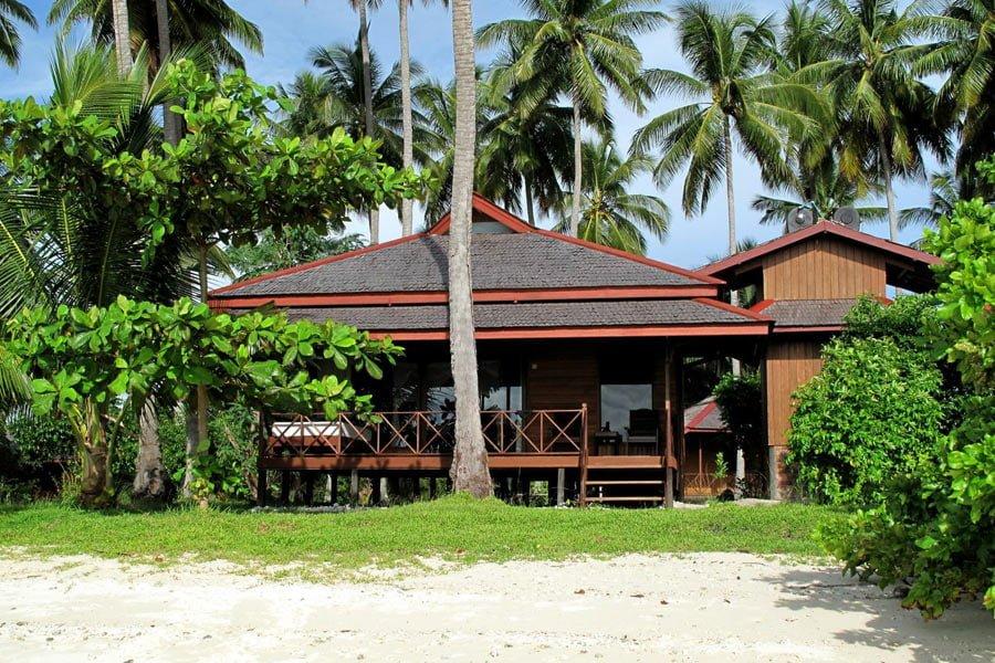 Nunukan Island Resort Menu