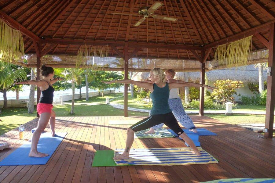 Yoga-Pavillon