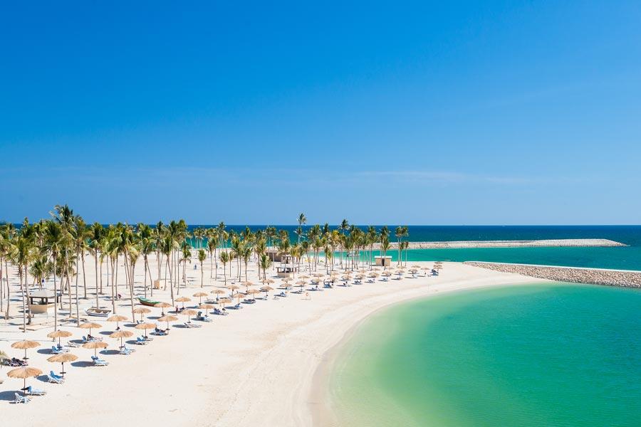 Al Fanar Hotel Residences Oman Wedive Tauchreisen