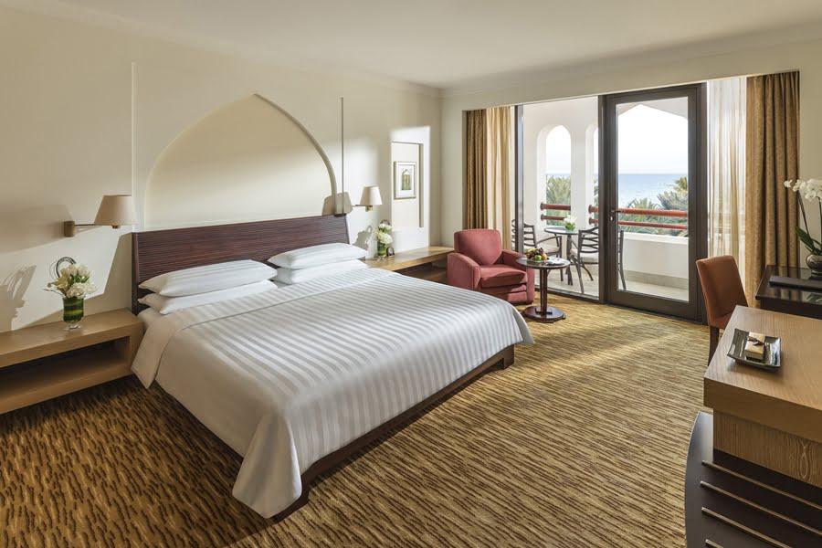 Deluxe Sea View Zimmer