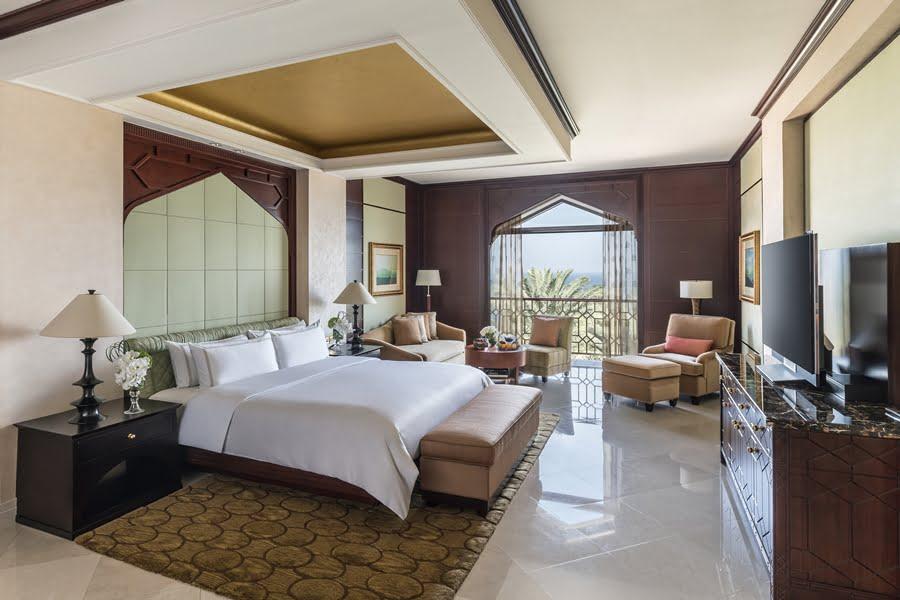 Jabreen Suite Master Schlafzimmer