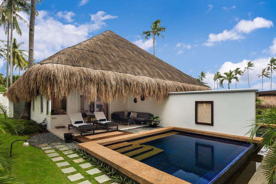 Premium Pool Suite