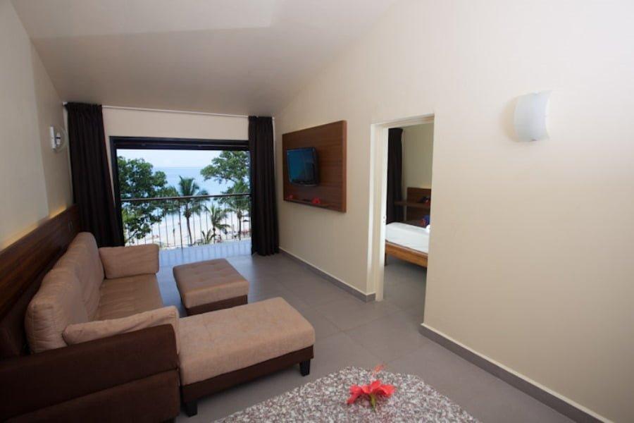 Deluxe Suite Zimmer