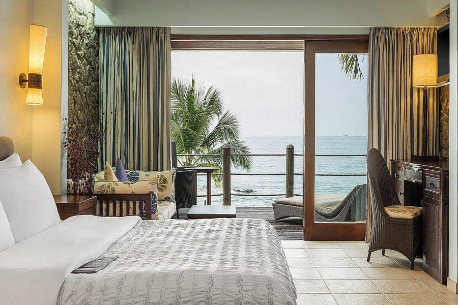 Deluxe Ocean View Zimmer