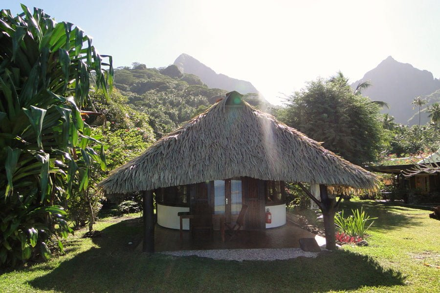 Garden Bungalow