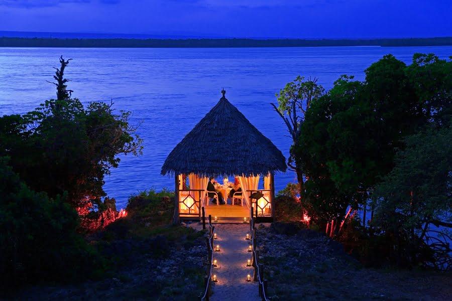 Honeymooners Pavilion